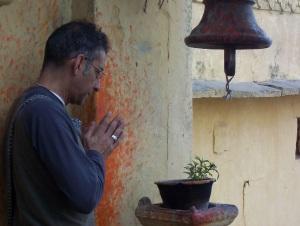Tulsi ghat at Varanasi