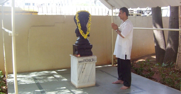 Yoga Sutras Patanjali with Arun Deva
